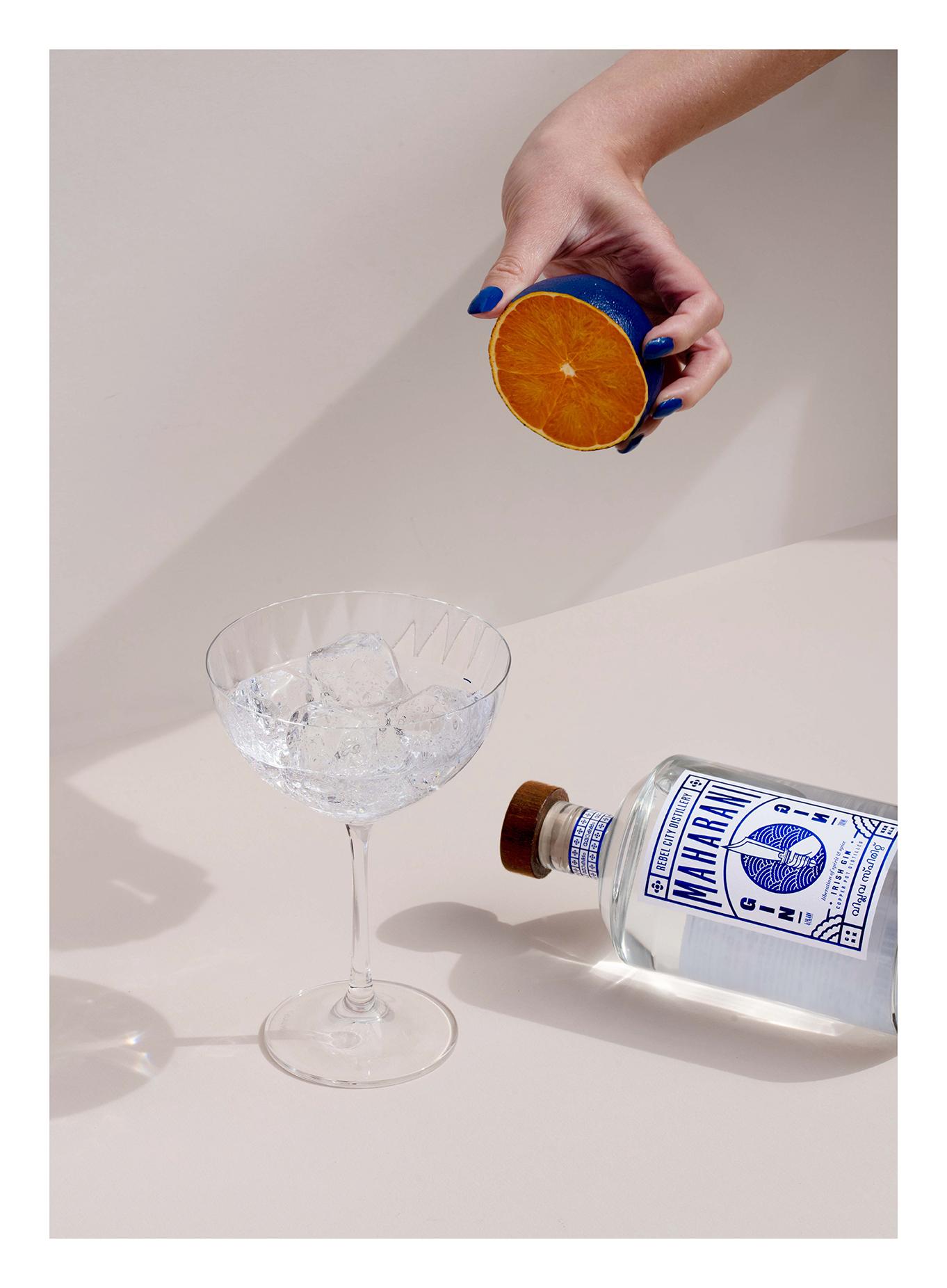 Client: Maharani Gin