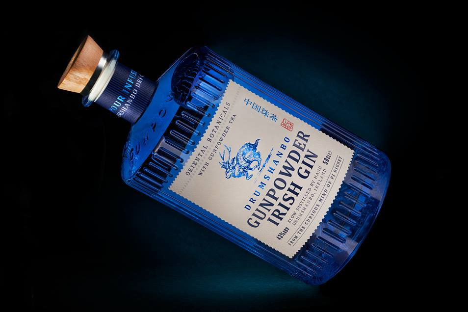 Gunpowder Gin: Client Drinksology