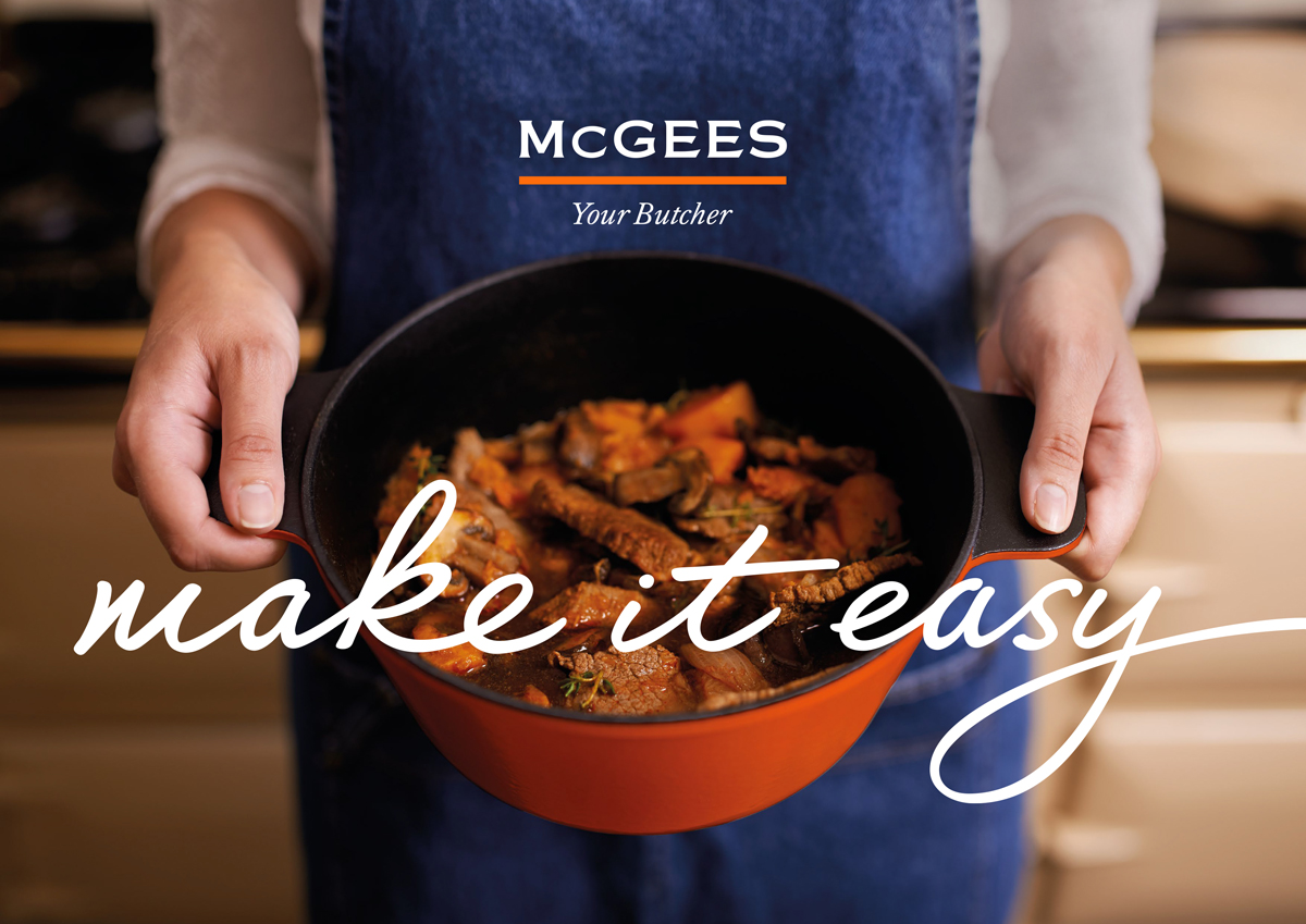 Client: Marks Agency / McGees