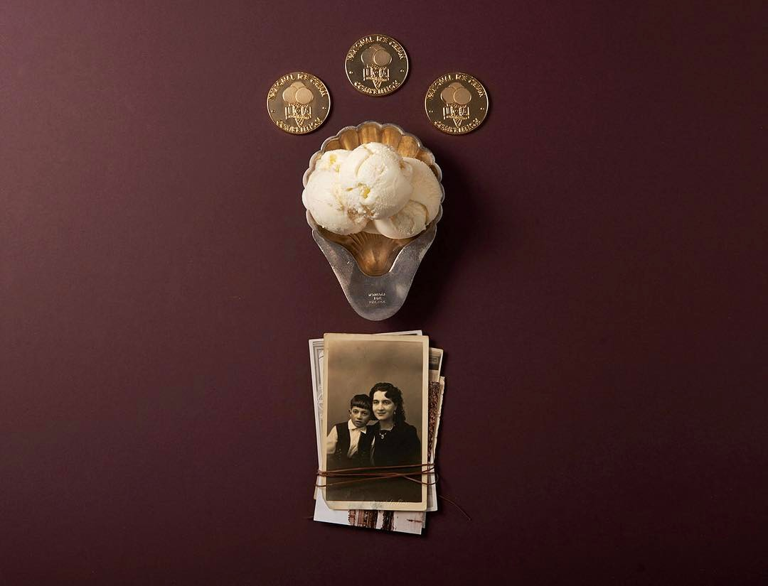 Client: Morelli Ice Cream