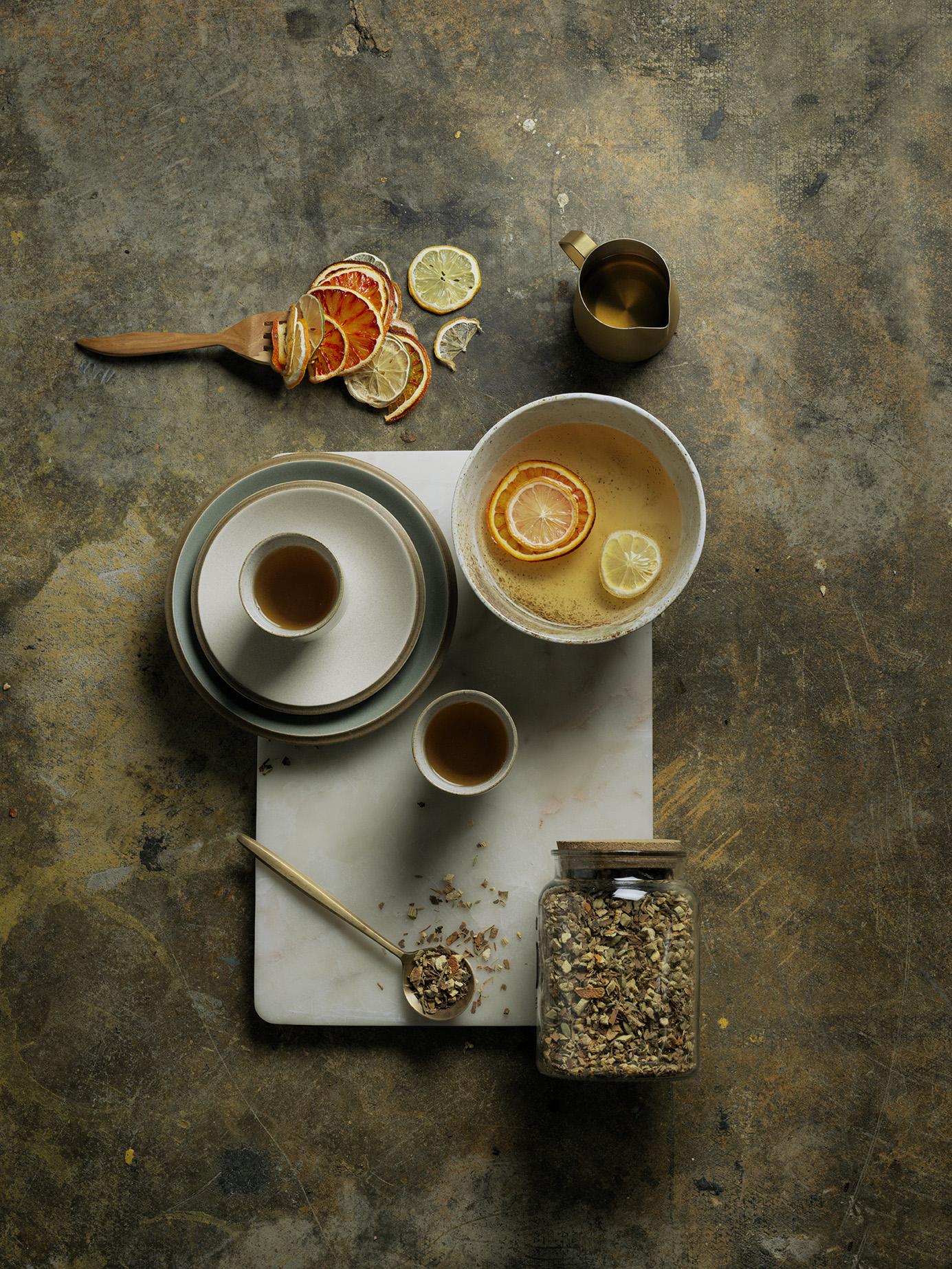 Client: Suki Tea
